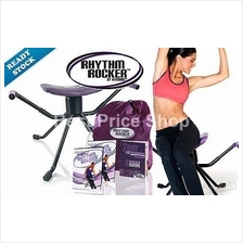 (Offer) Fast Slim Rhythm Rocker Workout Chair - Lose 7lbs in 7 days