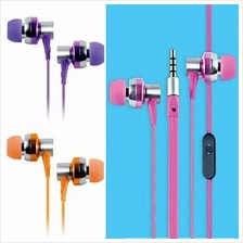 CLIPTEC BME757 In-Ear Earphone with Microphone/Handsfree