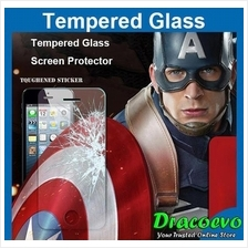 iPhone Apple 4S 6S Plus Tempered Glass Round