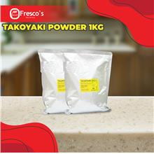 Fresco Takoyaki Malaysia Premix Flour 2 bag , 1kg per bag