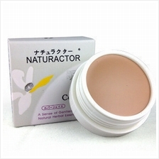 Naturactor Cover Face Cream Foundation Concealer