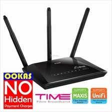 D-Link High Power Cloud Router DIR-619L Wireless N WiFi 300mbps Unifi