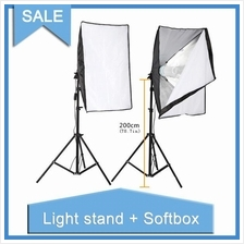 Lighting Soft box Photography Photo Equipment Photo Studio Kit 2PCS