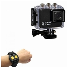 SJ4000W RF WIFI HD 1080P Sports DV Action Waterproof Camera Camcorder