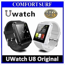 Latest Uwatch U8 Bluetooth Touch screen Smart watch For Android Iphone