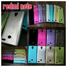 redmi note hongmi note aluminium metal slim thin fashion case cover