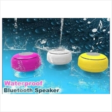 BTS-06 Mini Waterproof Wireless Portable Bluetooth Speaker Suction Cup