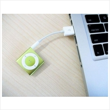 Data Sync Charger Cable for Apple iPod Shuffle 3rd 4th 5th 6th Gen