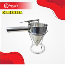 Takoyaki Dispenser Stainless Steel