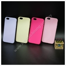 Apple iPhone 6 6G 4.7' Pudding Jelly TPU Soft Color Case Cover