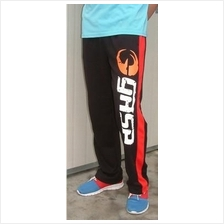 Gasp Fitness  Long Pants black (Gym Fitness Sport SELUAR)sport gym