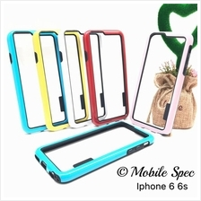 Apple iPhone 6 Plus 4.7' 5.5' Just Joy Side Bumper Case Casing