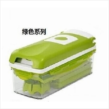 HIGH EFFICIENCY MULTIPLE KITCHEN CUTTERS