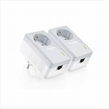 TP-Link TL-PA4010P Kit AV500 Powerline Adapter with AC Pass Through