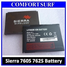 Sierra Wireless 760S 762S BATTERY for W-3 3.7V 2000MAH