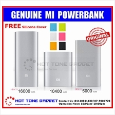 100% Genuine xiaomi Mi 5000mAh 10400mAh 16000mAh Powerbank Power Bank