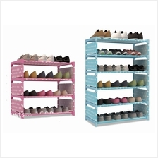 7 Tier 12 Columns Shoe Rack + FOC Cable Clip Holder