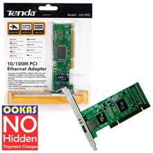 Promo ! Tenda 10/100 PCI Ethernet Network Card Adapter L8139D RJ45
