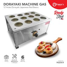 Dorayaki Gas (12 hole) FR2230.R