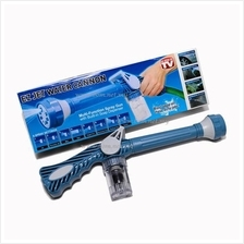 EZ Jet Water Cannon Pressure Water Jet Gun 8 Adjustable Nozzle