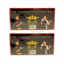 Royal Slim Lishuo Magic 20 Sachet - 2 box