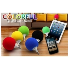 Colorful Ultra Mini Cute Audio Cool Music Ball Speaker
