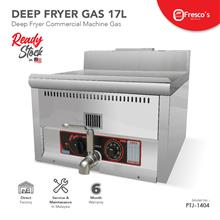 Commercial Deep Fryer Gas 17 Litre