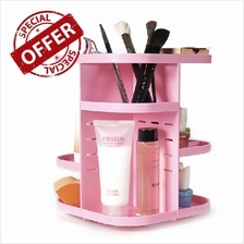 360 Degree Rotating Cosmetic Organizer (3 Colours Available)