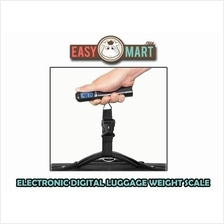 Electronic Digital LED Travel Luggage Weighing Scale + Free Battery