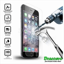 iPhone 4 4S 5 5S 6 6S Plus Back Tempered Glass Clear Screen Protector