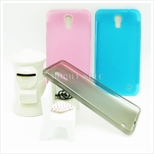 Samsung Galaxy Mega 2 G750 Pudding Transparent TPU Soft Tinted Case