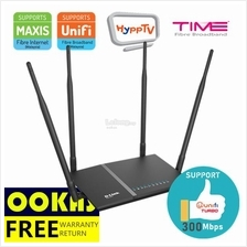 D-link 450mbps High Power Wireless WiFi Router DIR-629 Unifi Maxis