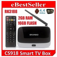 16GB 2G RAM CS918 Q7 Android 4.4 1.6GHz TV Box Wifi MXQ Pro mini PC
