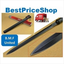 B.M.F United Cutlery Long Blade Self Defence Camping Stick Knife