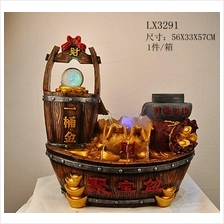LARGE WATER FOUNTAIN LX3291 FENG SHUI WATER FEATURES
