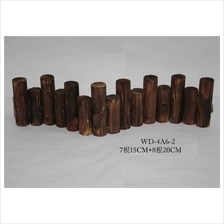 WOODEN FENCING 4A6-2 GARDEN HOME DECORATION DSIGN
