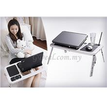 Portable Foldable Laptop Table with Cooling System