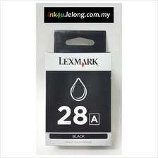 Lexmark #28A Black Ink (Genuine) 28 X2550 X5070 X5495 Z845 Z1320