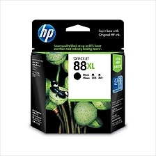 HP 88XL BLACK Ink C9396A (Genuine) K5400 K550 K8600 L7580 L7590