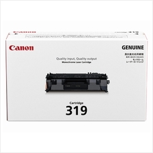 Canon 319 Black 2.K Toner (Genuine) for LBP-6300dn LBP-6650 LBP-6680x