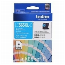 Brother LC-565XL Cyan Ink (Genuine) MFC-J2510 J2310