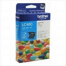 Brother LC-40 CYAN Ink (Genuine) MFC-J430W MFC-J625DW MFC-J825DW
