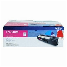 Brother TN-340M MAGENTA Toner (Genuine) HL-4150 HL-4570 MFC-9970