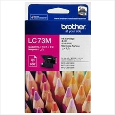 Brother LC-73 Magenta Ink (Genuine) 430 625 825 5910 6510 6910