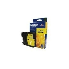 Brother LC-67 Yellow Ink (Genuine) 490 6490 6890 795 990 585 6690