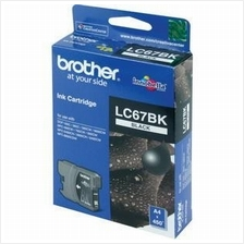 Brother LC-67 Black Ink (Genuine)490 6490 6890 795 990 585 6690