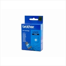 Brother LC-47 Cyan Ink (Genuine)115 215 3240 425 5840 620