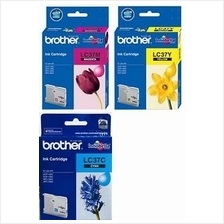Brother LC-37CLT Colour Ink VALUE PACK (Genuine) 135C 150C 235C 260C