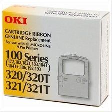 OKI ML100 ML320 ML321 ML320T ML321T ML280 ML184 Ribbon (Genuine)