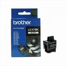Brother LC-47 Black Ink (Genuine) 115 215 3240 425 5840 620